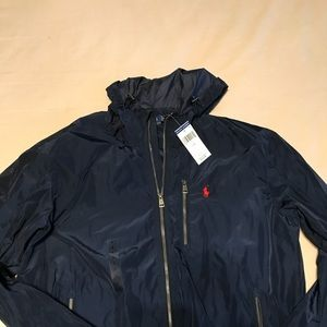 Men's large Ralph Lauren windbreaker jacket